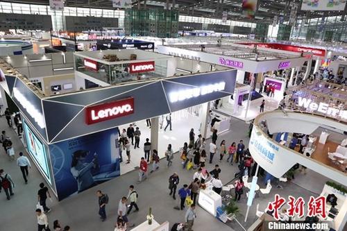 新一代信息技术产业向价值链上游攀登 为中国经济的高质量发展持续注入新动能