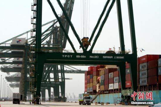 全国首批玻利维亚藜麦运抵天津港并顺利通关