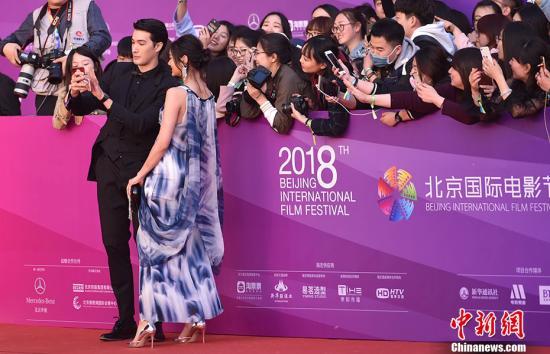 第八届北京国际电影节38个项目达成合作 签约总额超260亿元