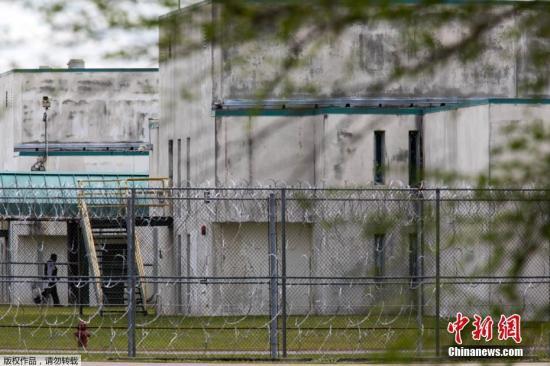 资料图:南卡罗来纳州一所监狱。