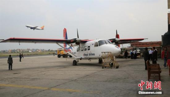 尼泊尔唯一国际机场因升