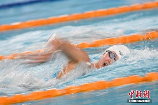 纪录、眼泪、新人盘点刚落幕的全国游泳冠军赛