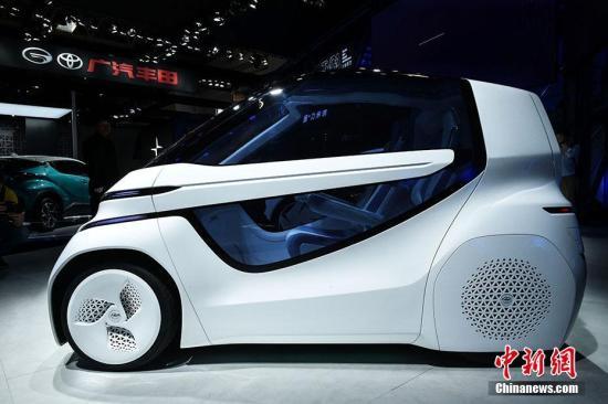 日本丰田公司宣布将免费开放逾2.3万项专利技术