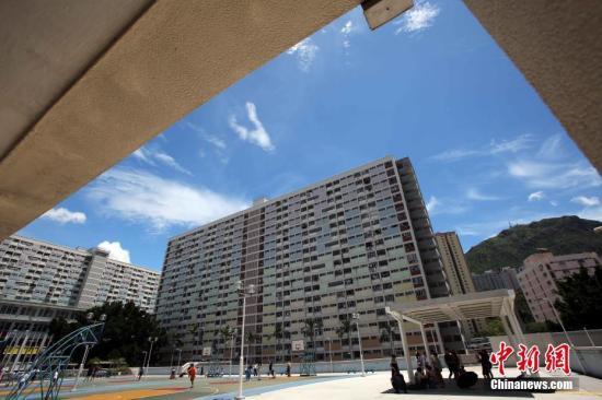 资料图:香港建筑彩虹邨。中V5xB社记者 洪少葵 摄