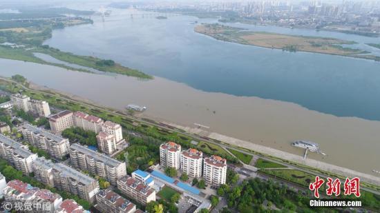 资料图:湖北省襄阳市。王虎 摄 图片来源:视觉中国