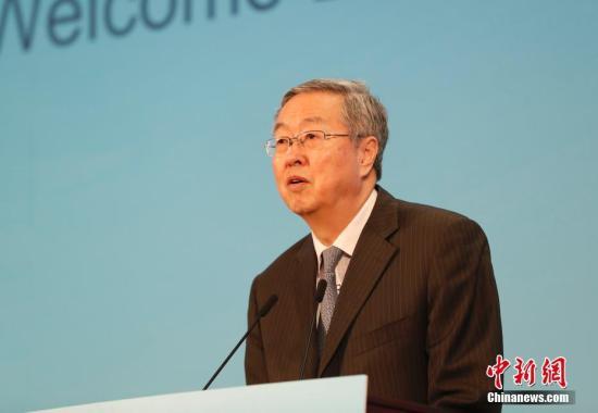 周小川:中国服务业发展有巨大空间 可应对经济下行压力