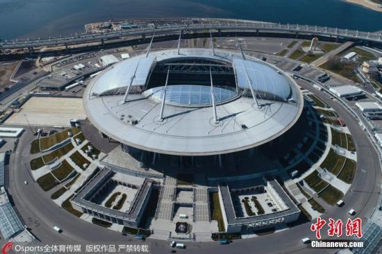 圣彼得堡体育场。 图片来源:Osports全体育图片社 版权作品 严禁转载