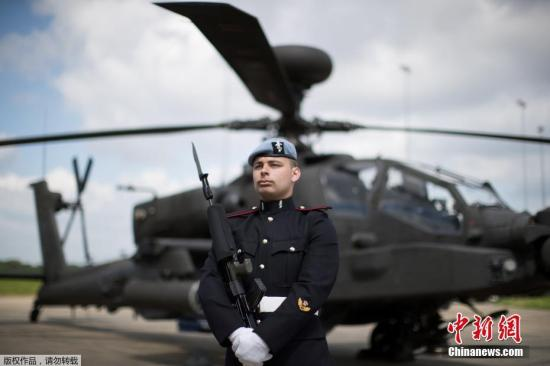 一百多年来首次:英国皇家空军将准许士兵留胡须