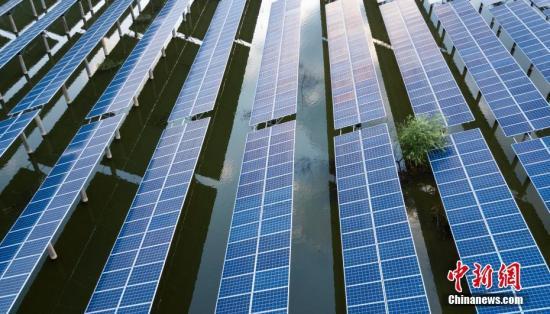 世界最大水光互补并网光伏电站投产近五年减排二氧化碳466万吨