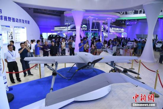 Nation's drones fly high in global skies