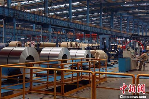 中国聚焦钢铁流程煤气资源清洁利用走绿色发展道路