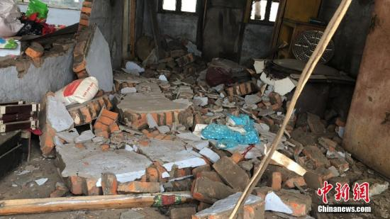 吉林松原5.7级地震暂无人员伤亡 应急工作全面展开