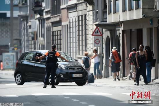 比利时恐袭事件致3死2伤 枪手以警察为袭击目标