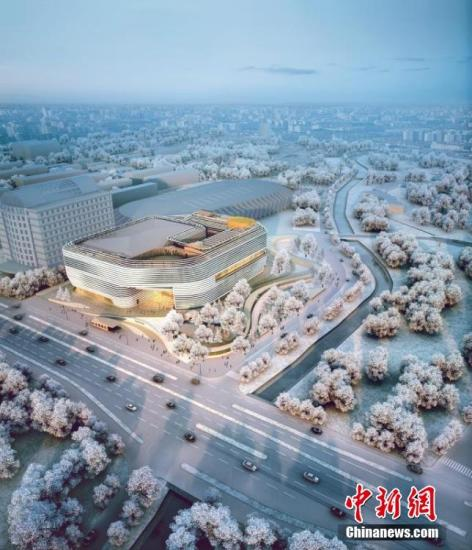 Beijing competition zone for 2022 Olympics to be ready for testing by end of 2020