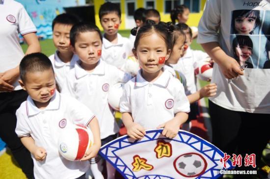 幼儿足球考级、足球操被叫停!治理功利足球意义几何