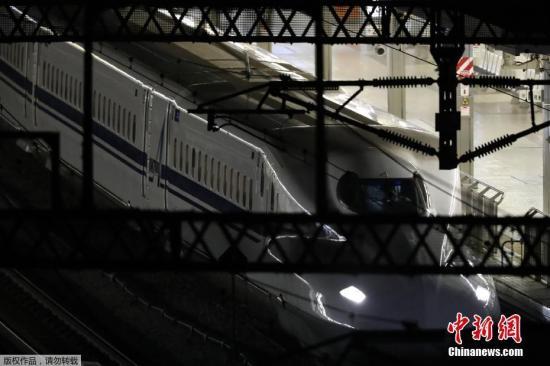 材料图:日本新支线列车。