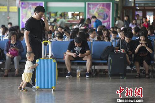 中国铁路端午假期预计发送旅客510炒股配资0万人次
