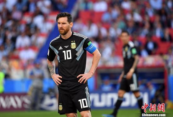 资料图:梅西能在美洲杯上带领阿根廷队夺冠吗?