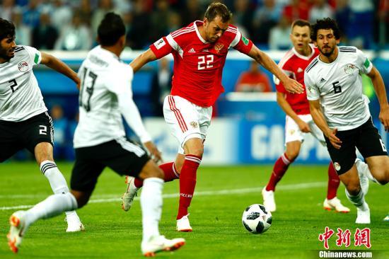 埃及足协主席:就较量中裁判成绩将向国内足联申述