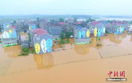 气象台发布暴雨黄色预警:部分地区有大暴雨
