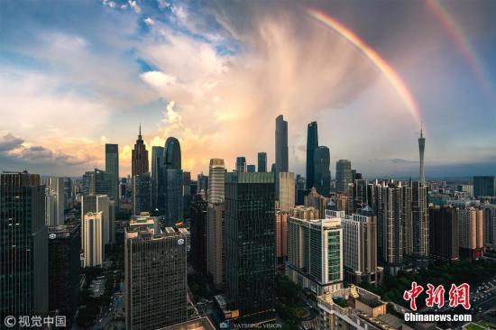 资料图:广州美景。 图片来源:视觉中国