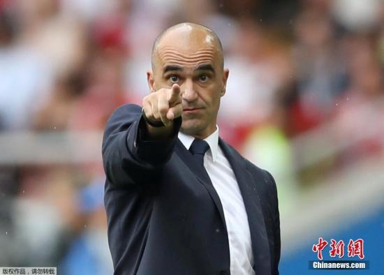比利时教练马丁内斯