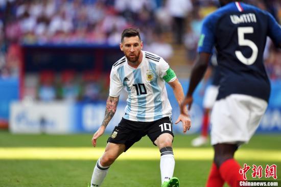 梅西已与阿根廷国家队汇合 备战南美区世预赛