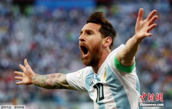 Messi makes World Cup mark...in Chinese ads