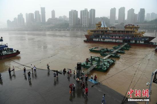 重庆海事将对部分水域临时交通管制