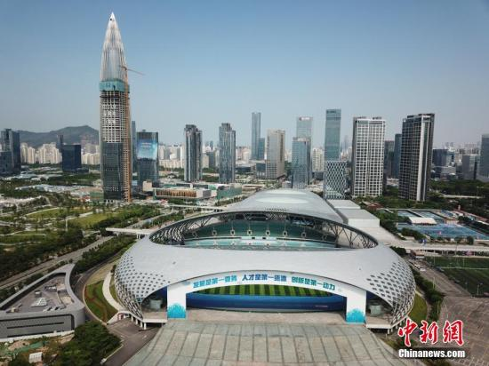 Shenzhen 'best place' for business in China