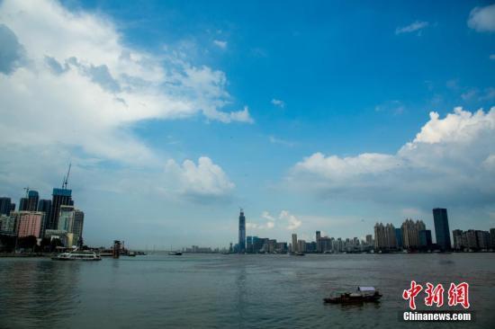 资料图:长江。中新社记者 张畅 摄