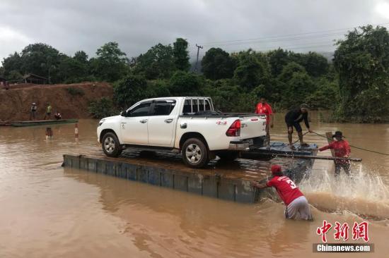 老挝南部阿速坡省一水电站23号晚发生溃坝事故,已导致数人死亡、数百人失踪。