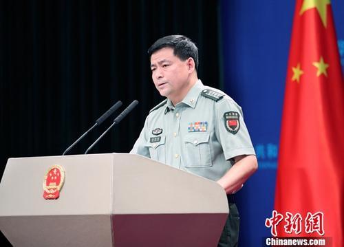 资料图:任国强。/p中新社记者 宋吉河 摄