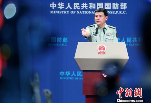 资料图:任国强。a target='_blank' href='http://www.chinanews.com/'中新社/a记者 宋吉河 摄