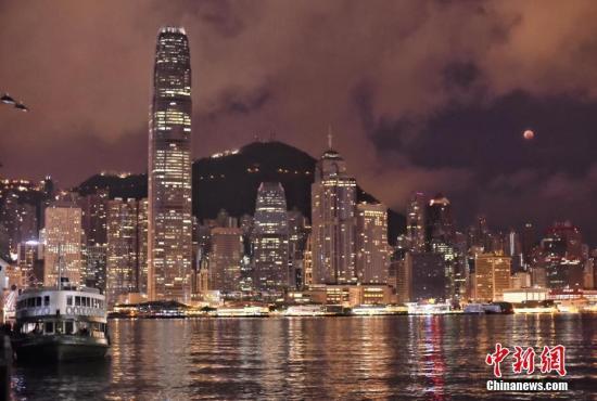 资料图:香港尖沙咀。<a target='_blank' href='http://gastronomygal.com/'>中新社</a>记者 麦尚旻 摄