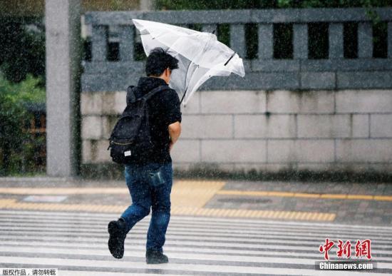 华南中南部将有较大风雨天气 南方高温持续发展