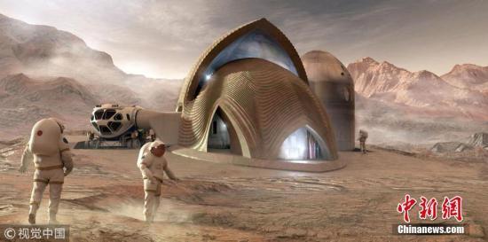 虽然这些图片看起来很科幻,但它们都是用工业工具设计的,并经受了NASA经验丰富的专家的审查。这些模型的使命是前往火星,而不是存在于平面。到明年,它们必须按照真实比例打造出来,所以需要力求真实。 图片来源:视觉中国