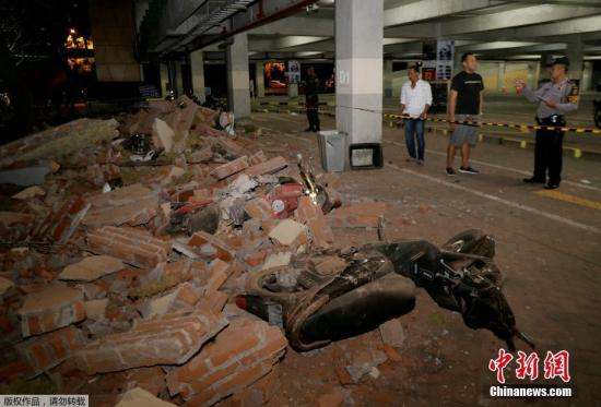 印尼自然灾害频发 外交部提醒中国游客注意出行安全