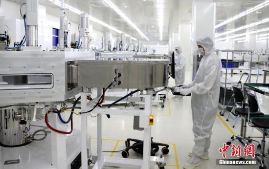 专家:全球半导体产业发展离不开中国市场