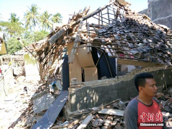 韩国将向印尼震区提供50万美元援助(原创)