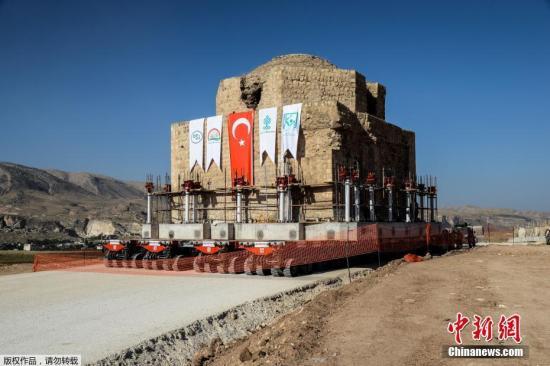 为修大坝土耳其12000年古迹将被淹没 民众意见不一