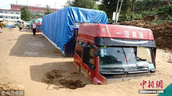 国家防总派出工作组 部署西北地区强降雨防范