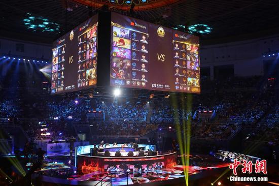 电子竞技走进亚运会 不能成为沉迷网游的理由