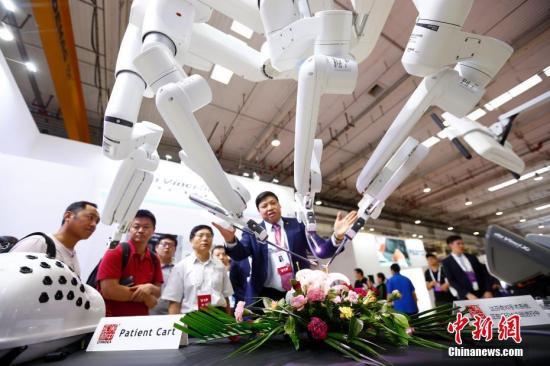 2019世界机械人年夜会行将在北京揭幕