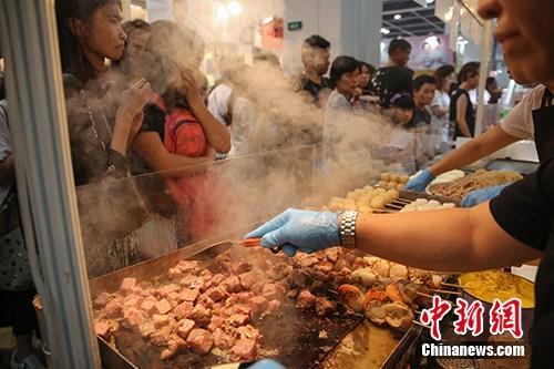 免费抢鱼蛋?香港美食博览将举行 商户力推优惠吸客