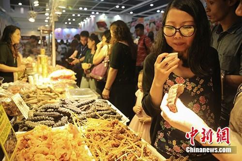 香港美食博览剩余食物去哪里?做成饭盒、有机肥……