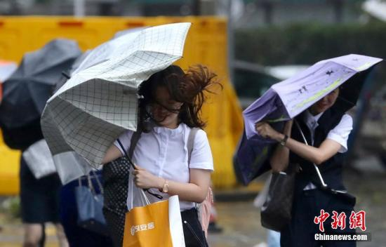 Typhoon Rumbia causes heavy damages in China