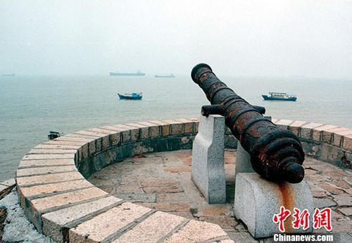 福建厦门胡里山炮台。 <a target='_blank' href='http://www.chinanews.com/'>中新社</a>发 黄加法 摄 图片来源:CNSPHOTT