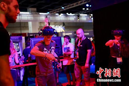 资料图:电子游戏玩家。(图文无关)<a target='_blank' href='http://www.chinanews.com/'>中新社</a>记者 彭大伟 摄