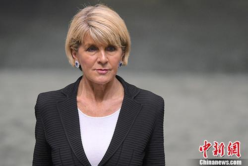 澳外交部长毕晓普辞职 曾在总理职务竞逐